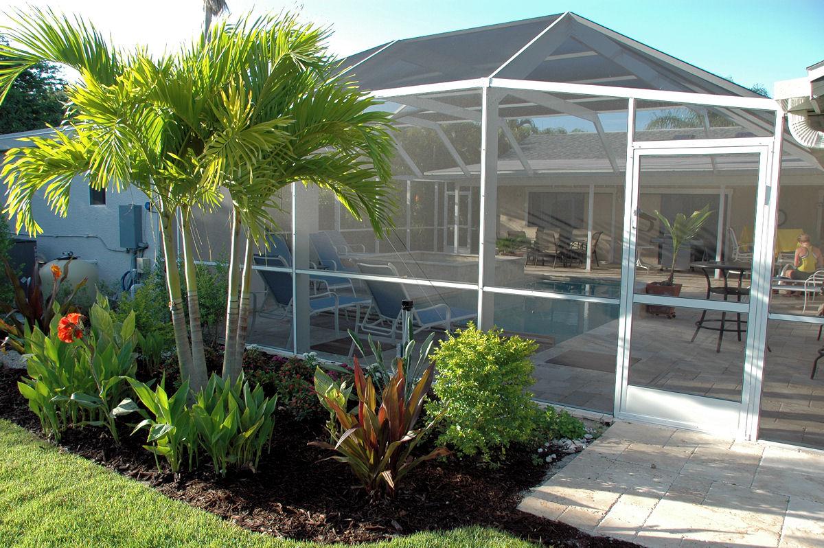 Traumhaus mit garten  Florida-Traumhaus Ferienhaus Naples USA | Villa im begehrten ...
