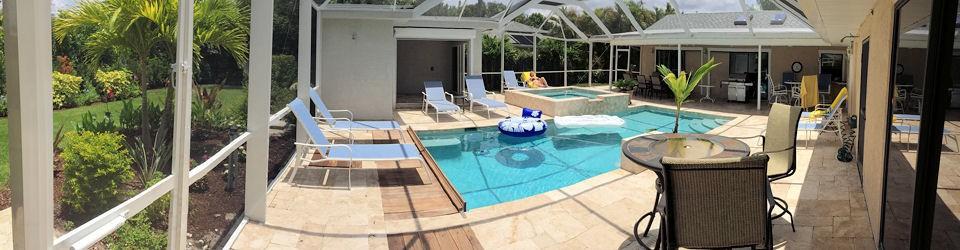 Florida-Traumhaus Ferienhaus Naples USA